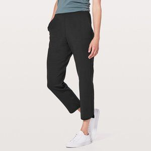 LULULEMON Every Moment High Waisted Cropped Pant 2